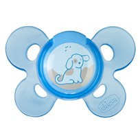 Chicco Physio Comfort Pacifier 0-6m Silicone Blue Blue