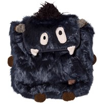 Barts Navy Fluffy Dingo Backpack 03 NAVY