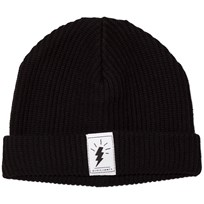 Civiliants Knitted Beanie Black Black