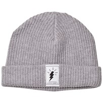 Civiliants Knitted Beanie Grey Melange Grey Melange