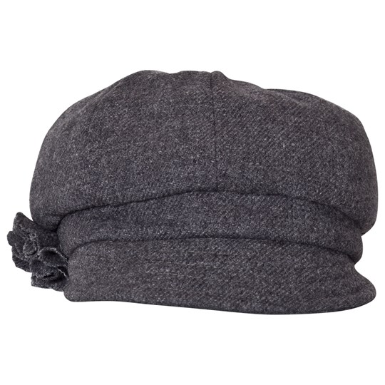 CTH Mini Lydia JR Wool Cap Grey Grå