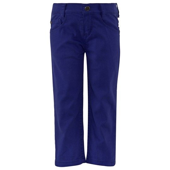 Paul Smith Junior Blue Denim 5 Pocket Slim Fit Jean 45