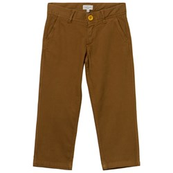 Paul Smith Junior Tan Micro Cord Trousers