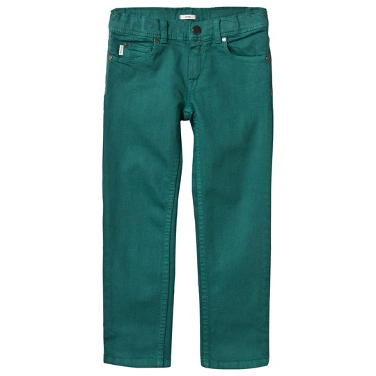 Paul Smith Junior Green Slim Fit Jeans 55