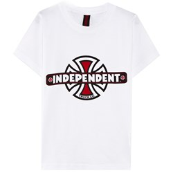 independent Vintage Youth Tee White