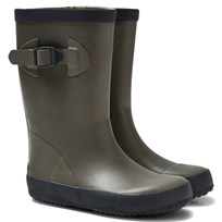 Mini A Ture Jeffy Rubber Boots Military Grey military grey