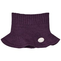 Lillelam Neck Warmer Plum Plomme