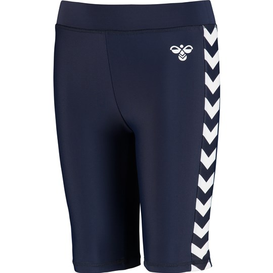 Hummel Sailor Blue Sports Shorts Navy