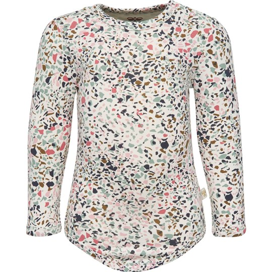 Hummel Långärmad Body, Theresa, Multi Colour пестрый