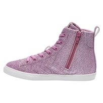Hummel Sneakers, Strada Glitter, JR, Grape Shake Pink