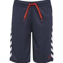 Hummel Shorts, Thim, Total Eclipse Blue