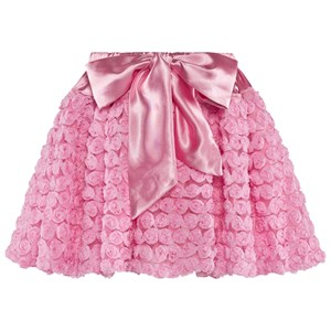 Image of DOLLY by Le Petit Tom Dolly Rosettes Balloon Skirt Pink Petite (1-3 år) (2743699973)