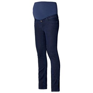 Image of Esprit Maternity Jeans OTB Straight Darkwash 34/32 Mamalicious Jeans (2743738197)