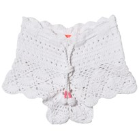 Sunuva White Girls Crochet Shorts White