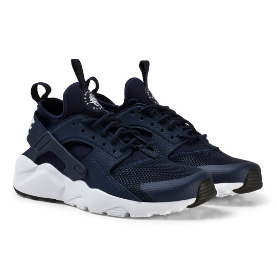 71294aa5dcd7 NIKE - Nike Air Huarache Run Ultra Junior Sneakers Obsidian ...