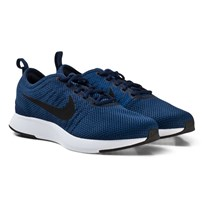 NIKE Dualtone Racer SE Junior Sneakers Midnight Navy/Obsidian MIDNIGHT NAVY/OBSIDIAN