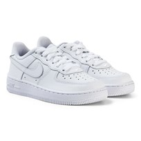 NIKE Air Force 1 Kids Sneakers White WHITE/WHITE-WHITE