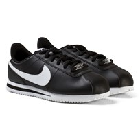 NIKE Cortez Basic SL Junior Sneakers Black/White Black