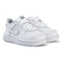 NIKE Air Force 1 Infant Sneakers White WHITE/WHITE-WHITE