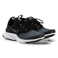 NIKE Presto Fly SE Junior Shoe Black/Anthracite BLACK/ANTHRACITE-COOL GREY-WHITE