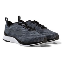 NIKE Dualtone Racer SE Junior Sneakers Svart/Anthracite BLACK/ANTHRACITE-COOL GREY-WHITE