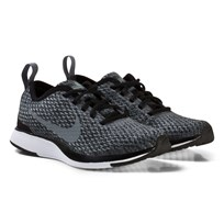 NIKE Dualtone Racer SE Kids Sneakers Black/Anthracite BLACK/ANTHRACITE-COOL GREY-WHITE