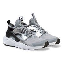 NIKE Nike Air Huarache Run Ultra Junior Sneakers Black/Wolf Grey BLACK/WOLF GREY-METALLIC SILVER-WHITE