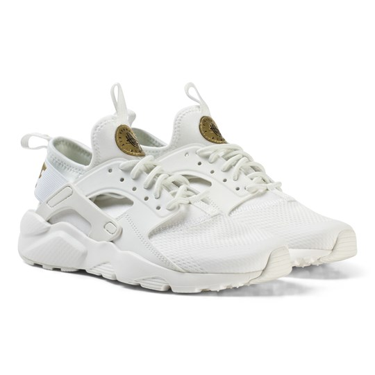 f1a2d675c5ef NIKE - Nike Air Huarache Run Ultra Junior Sneakers White - Babyshop.com
