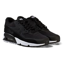 NIKE Air Max 90 Mesh Junior Sneakers Black BLACK/BLACK-WHITE