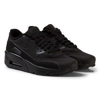 NIKE Air Max 90 Ultra 2.0 Junior Shoe Black BLACK/BLACK-BLACK