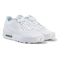 NIKE Air Max 90 Ultra 2.0 Junior Shoe White WHITE/WHITE-WHITE-PURE PLATINUM