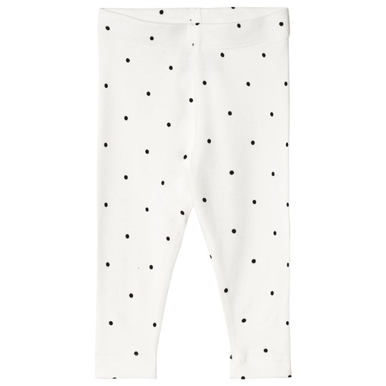 The Tiny Universe Leggings Small Dots Black