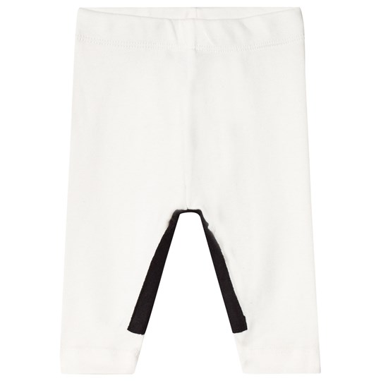 The Tiny Universe Rid Leggings Vit Off-White with black patches