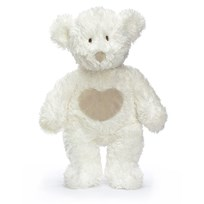Teddykompaniet Teddy Cream Bear Small Multi
