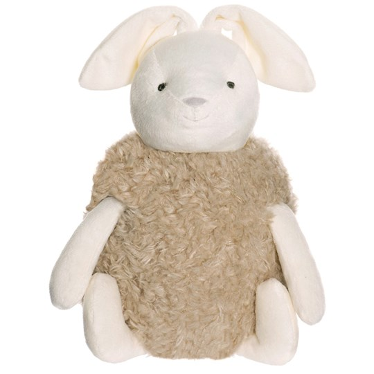 Teddykompaniet Fluffies Rabbit бежевый