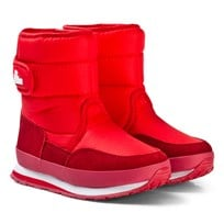 Rubber Duck Snow Jogger Boots Red Punainen