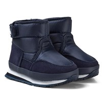Rubber Duck Snow Jogger Boots Peacoat Marin