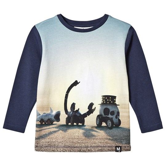 Molo Rexol Tee Black Rock Desert Black Rock Desert