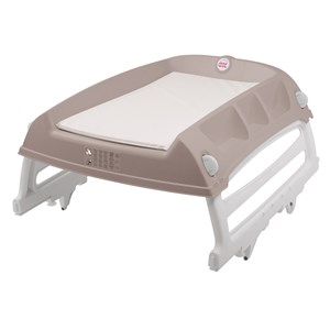 Image of OK-baby Flat Changing Table Grey (2847440953)