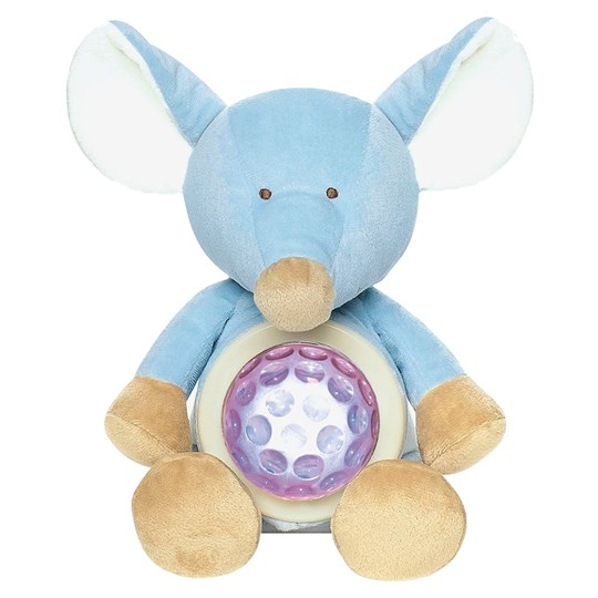 Teddykompaniet Night Lamp Mouse Blue Multi