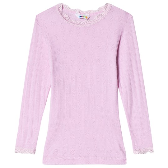 Joha Long Sleeved T-Shirt Prime Rose Pink