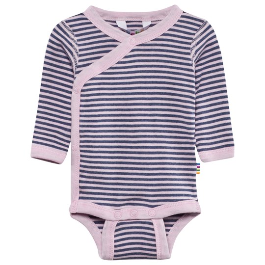 Joha Wrap Around Striped Body Pink YD Stripe Girl