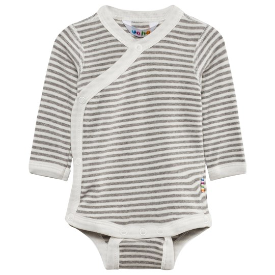 Joha Wrap Around Striped Body Grey YD Stripe Uni