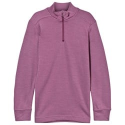 Joha Arctic Zone Mid Layer Top Solid Pink