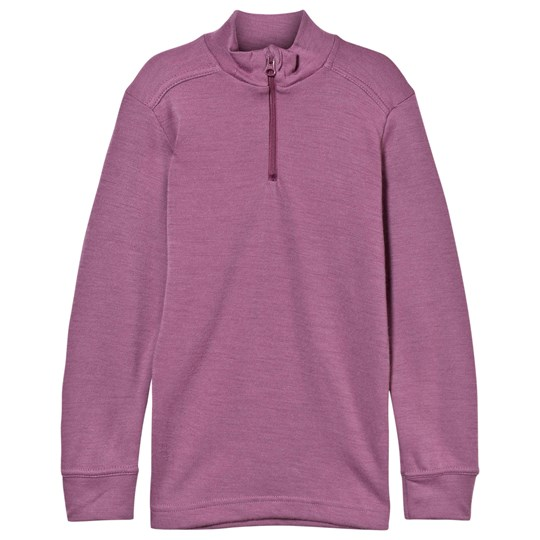 Joha Arctic Zone Mid Layer Top Solid Pink Arctic Zone Solid Pink