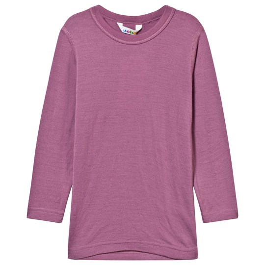Joha Tee Solid Pink Solid Pink