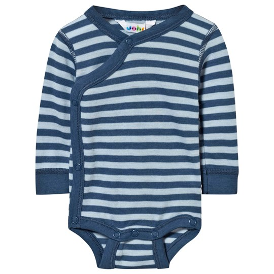 Joha Wrap Around Body Stripe Blue Stripe Blue