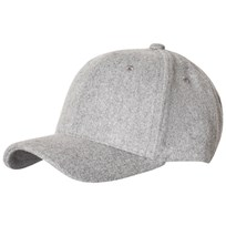 Unauthorized Benjamin Cap Light Grey Melange Light Grey Melange