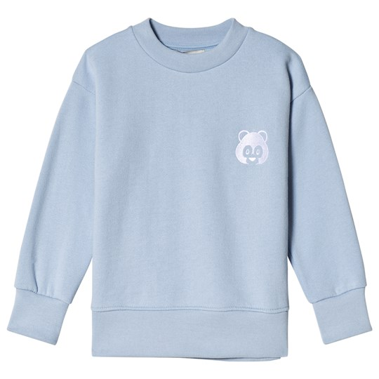 Unauthorized Aksel Sweater Cashmere Blue Cashmere blue