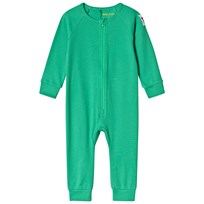Mini Rodini Ribbad Bodysuit Grön Green
